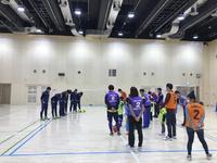 美園コミュニティセンター親子サッカー教室